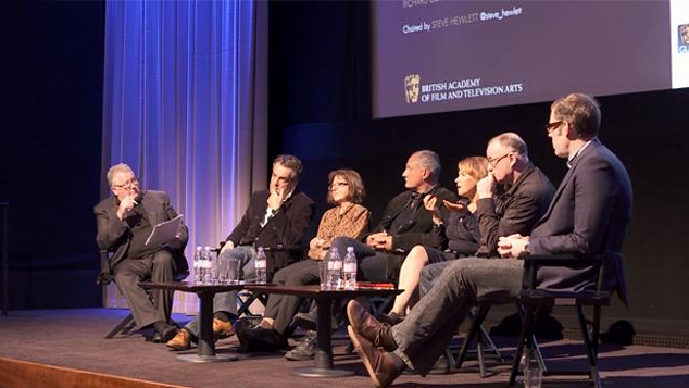 BAFTA Question Time panel