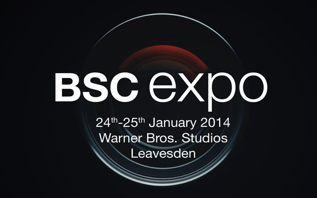 BSC Expo cinematographers