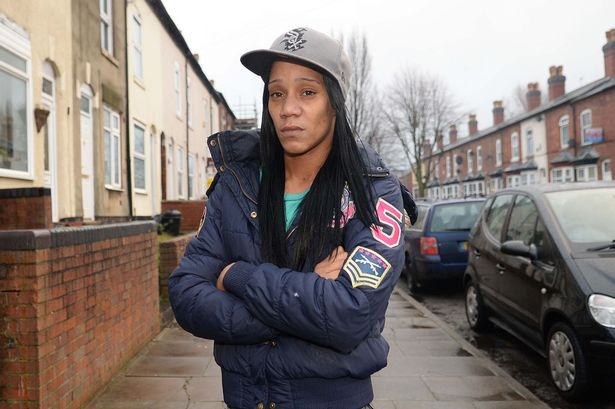 Benefits Street series one Dee