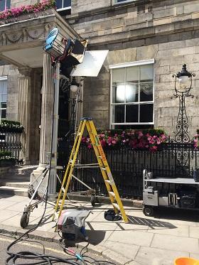 TV set visit – Gomorrah in London | The Knowledge Bulletin | The