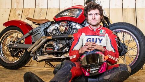 Guy Martin Pit Stop