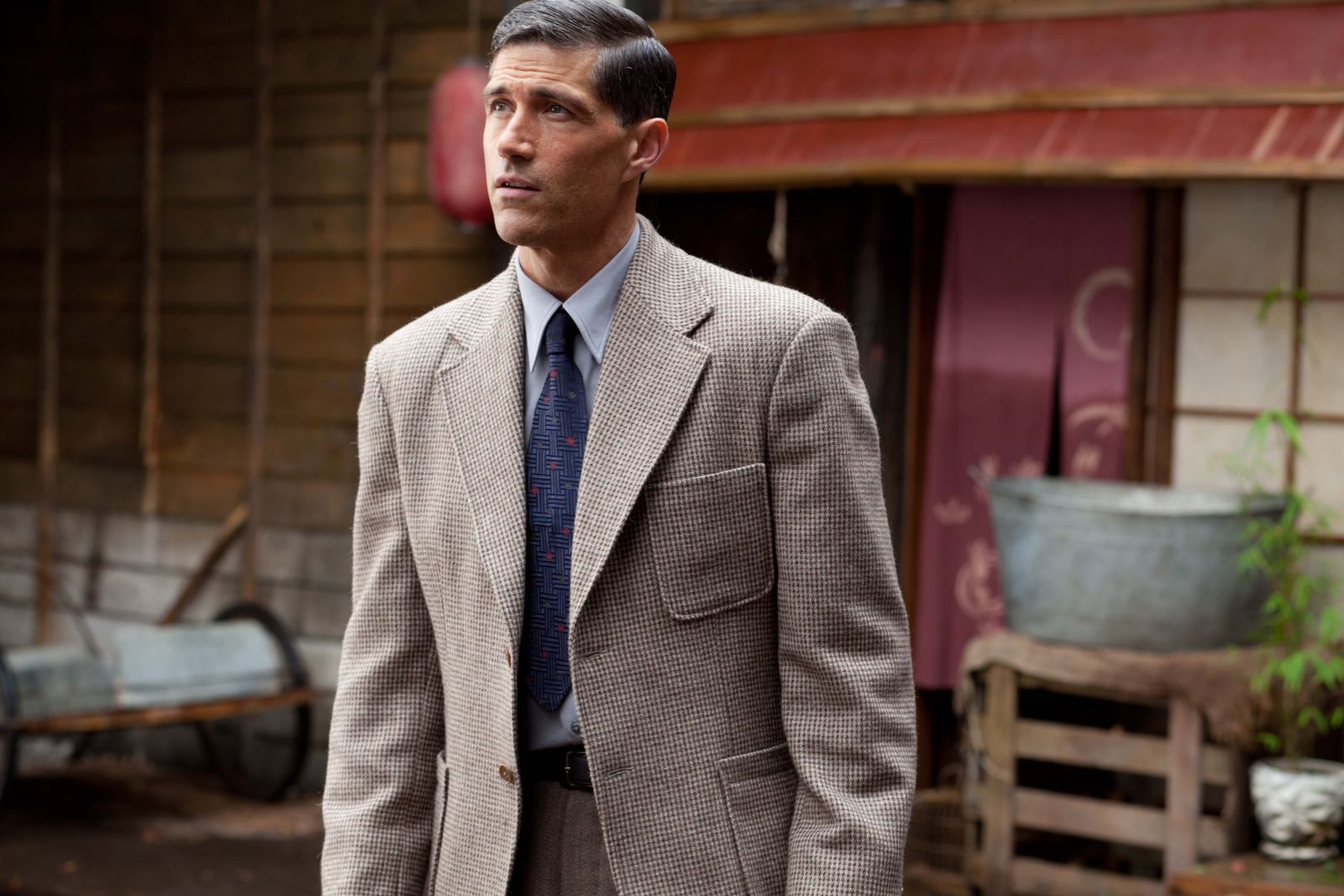 Matthew Fox on his latest film Emperor | The Knowledge ...