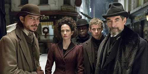 Penny Dreadful full cast