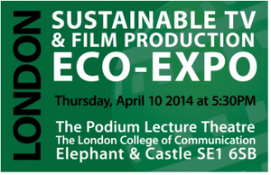 Sustainable TV and film production eco expo