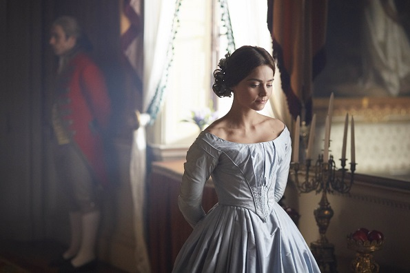 Jenna Coleman dismisses claims she is too pretty to play Queen Victoria