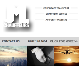 Click to view MJL Chauffeurs
