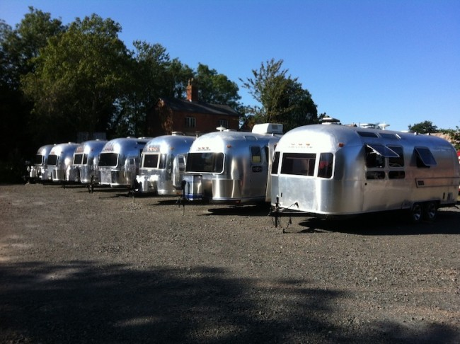 Airstream Facilities Ltd | Location Facilities | Bromyard
